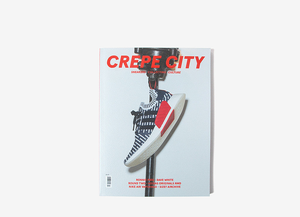 Crepe City Magazine Issue 04 - NMD