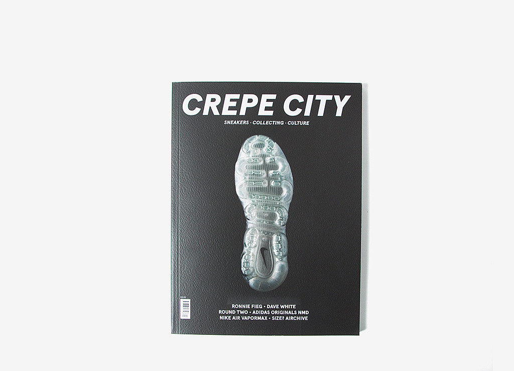 Crepe City Magazine Issue 04 - Touch And Feel