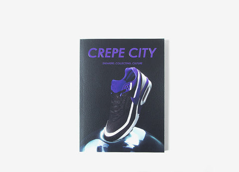 Crepe City Magazine Issue 2 - Nike Cover