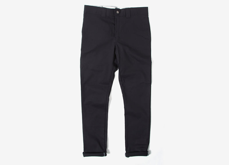 Dickies 803 Slim Fit Work Pant Trousers - Black