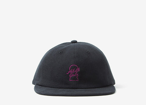 Good Worth & Co Adults Only Strapback Cap - Black