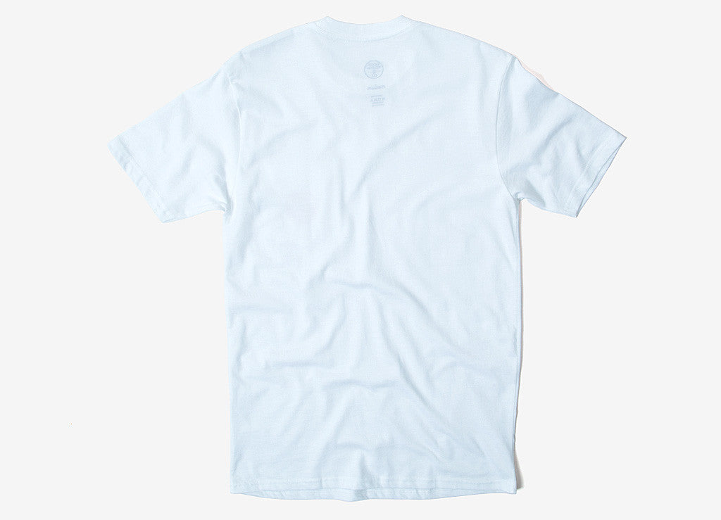 Good Worth & Co Your Money T Shirt - White