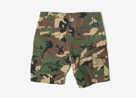 HUF Cargo Shorts - Woodland
