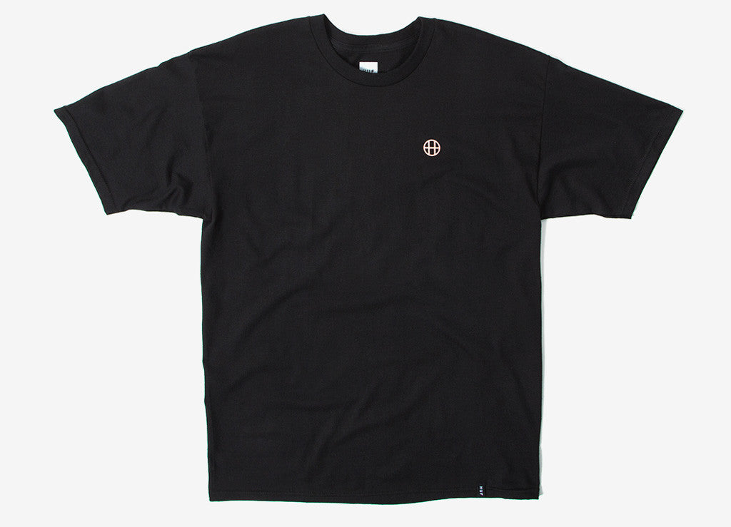 HUF Leopard T Shirt - Black
