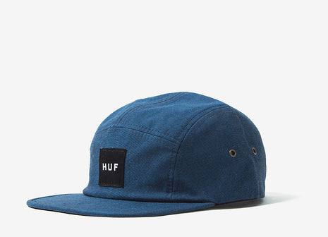 HUF Osaka Volley 5 Panel Cap - Blue