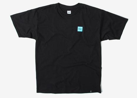 HUF Strangers Box Fill T Shirt - Black