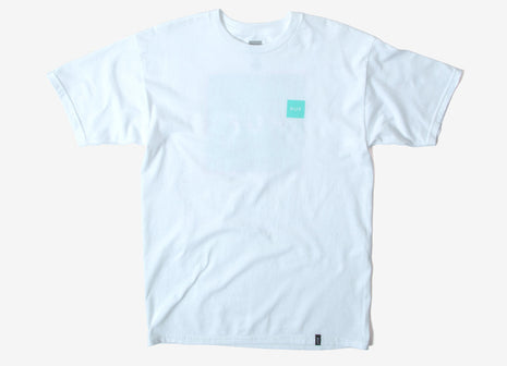 HUF Strangers Box Fill T Shirt - White