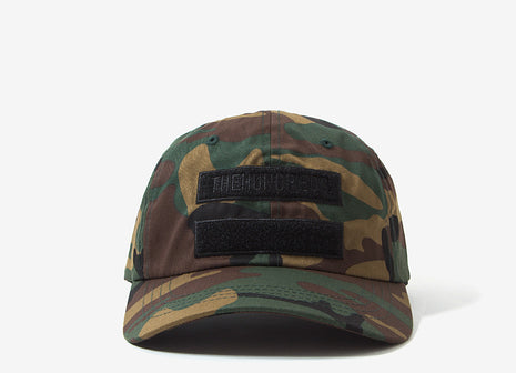 The Hundreds Santos Dad Cap - Camo