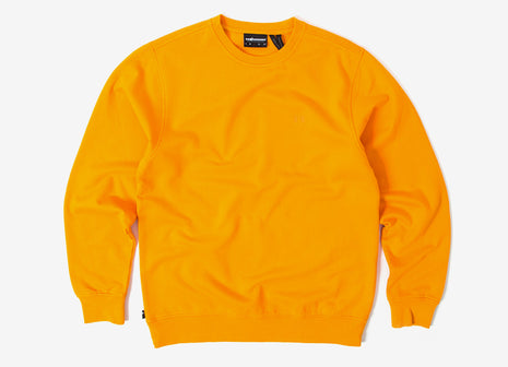 The Hundreds End Crewneck Sweatshirt - Orange