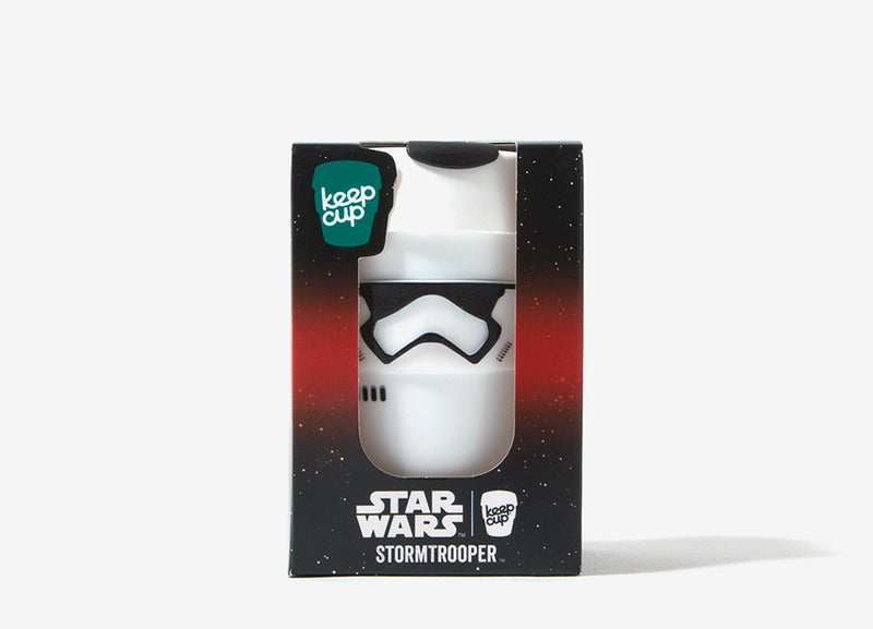 KeepCup x Star Wars Reusable Original Coffee Cup - Storm Trooper
