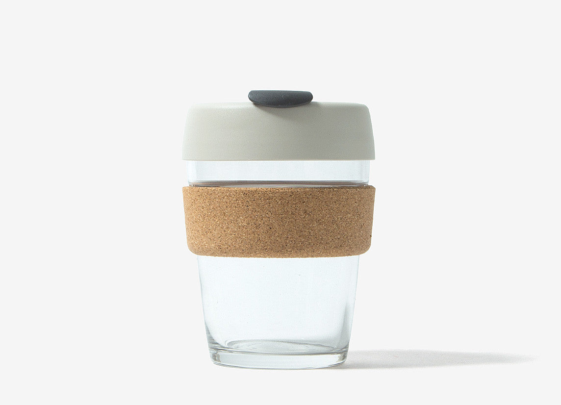KeepCup Cork Reusable Glass Coffee Cup - Filter Cork