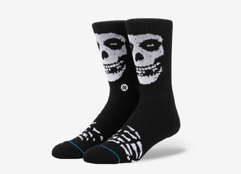 Stance Foundations Misfits Socks - Black