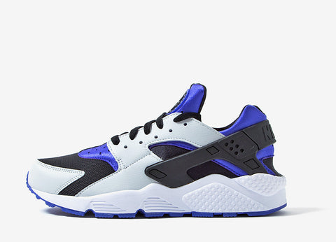 Nike Air Huarache Shoes - Persian Violet/Pure Platinum