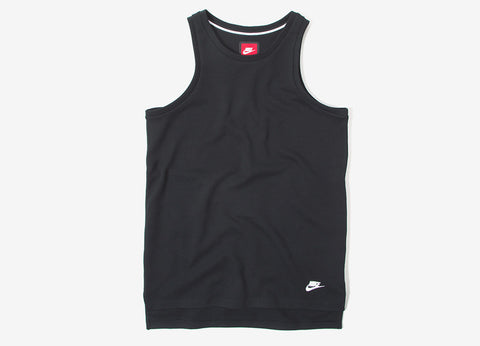 Nike Tech Fleece Vest - Black