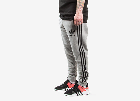 adidas Originals 3Striped Pant - Heather Grey