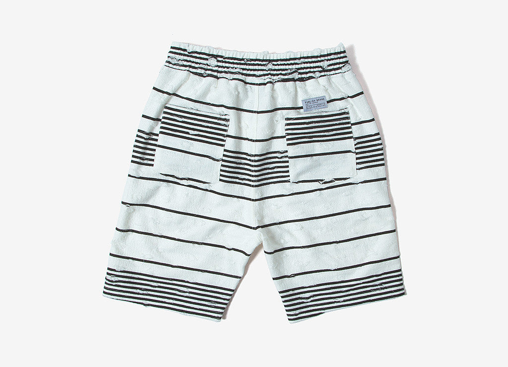 Publish Riley Shorts - Black