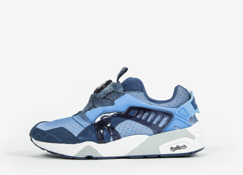 Sophia Chang x Puma Disc Blaze Lite 'Brooklynite' Shoes - Blue