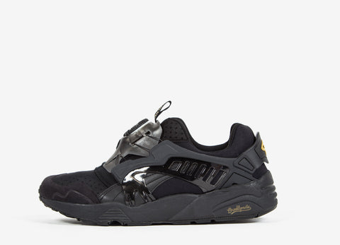 Sophia Chang x Puma Disc Blaze Lite 'Brooklynite' Shoes - Black