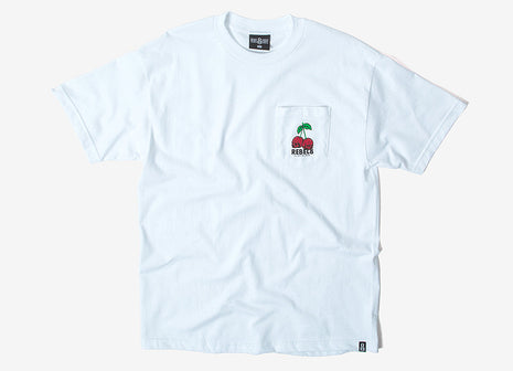 Rebel8 Fruit Of Labour T Shirt - White