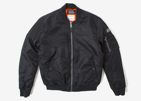Schott NYC Airforce1 Jacket - Black