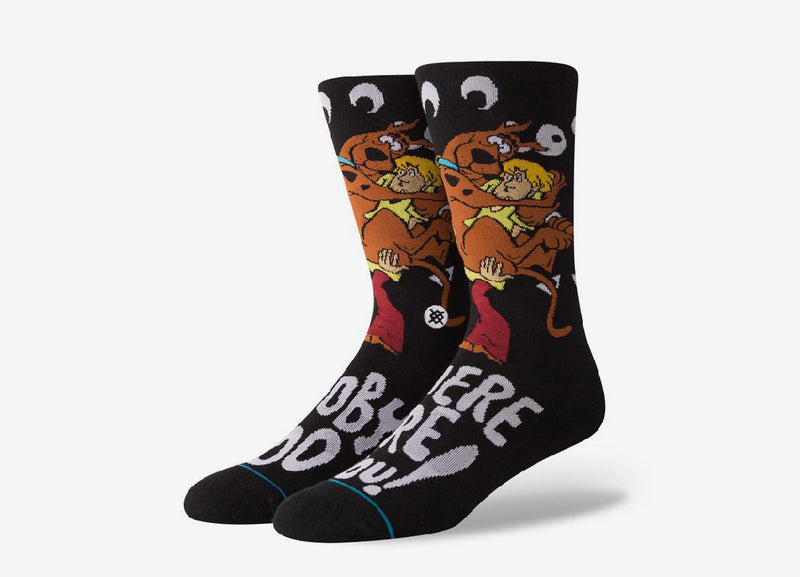 Stance Foundation Where Are You Socks - Black