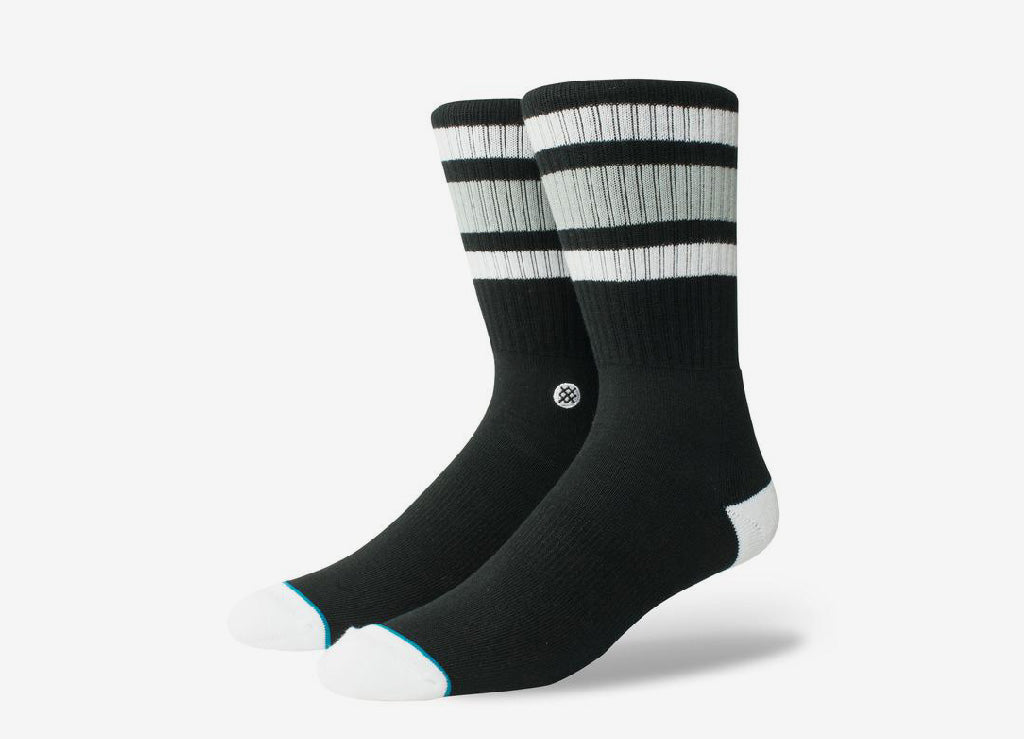 Stance Uncommon Solids Boyd 4 Socks - Black