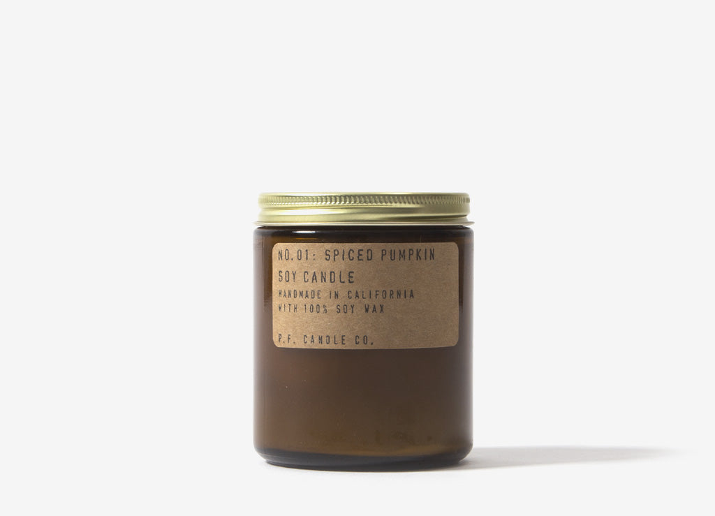P.F. Candle Co. Spiced Pumpkin Soy Candle - 7.2o/z
