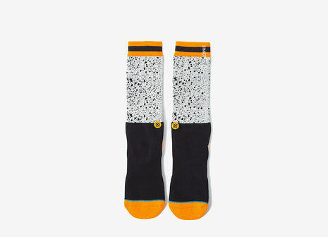 Stance Expedition Socks - Orange