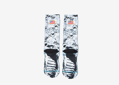 Stance Leap Socks - Grey