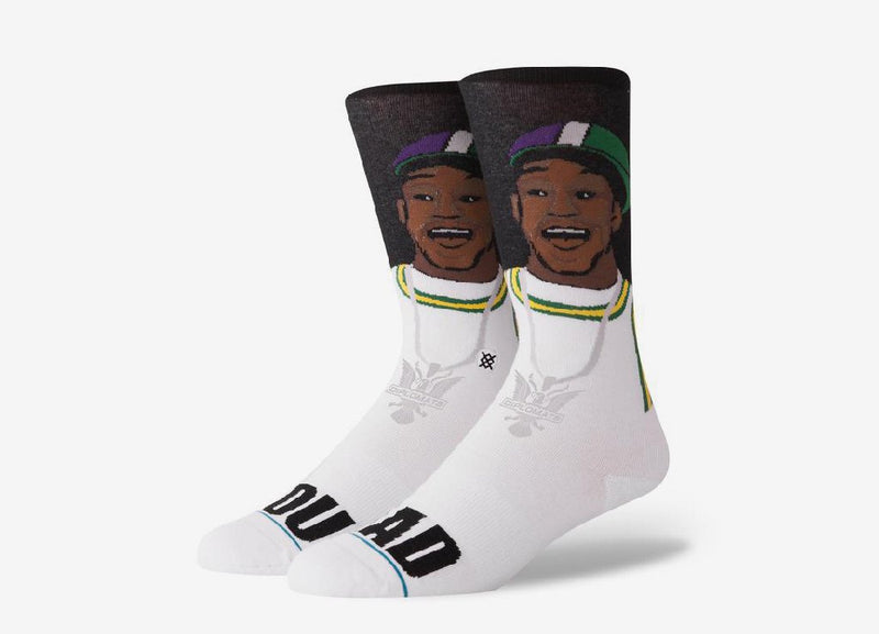 Stance Anthem You Mad? Socks - Black