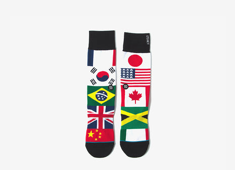 Stance United Socks - Multi
