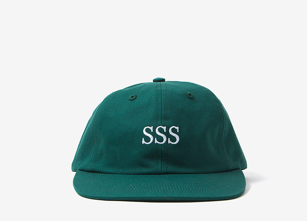 Stanton Street Sports SSS Liberty Polo Cap - Forest Green