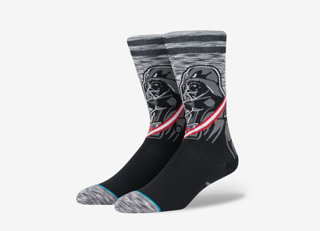 Stance x Star Wars Darkside Socks - Grey