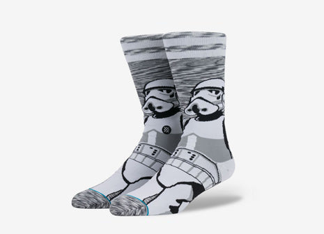 Stance x Star Wars Empire Socks - Grey