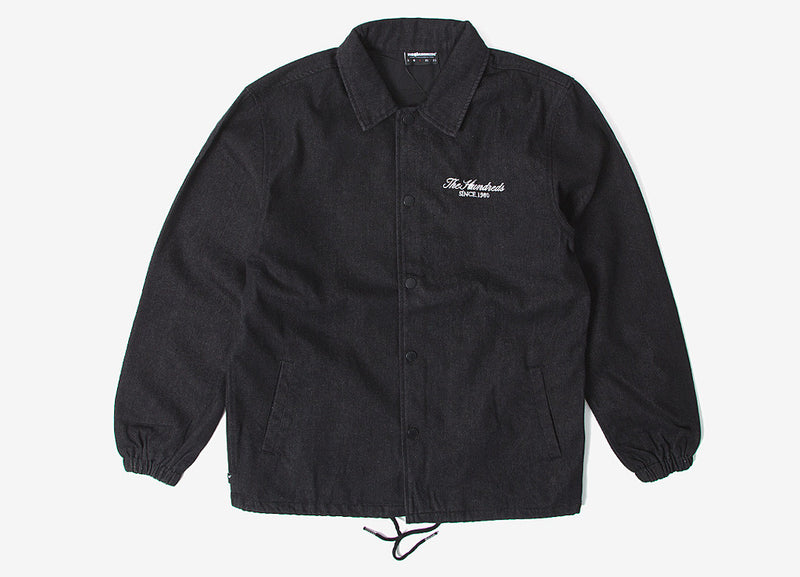 The Hundreds Bennet Jacket - Black