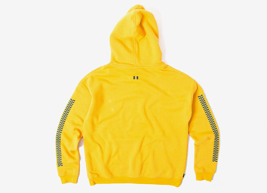 The Hundreds Campbell Pullover Hoody - Golden Yellow