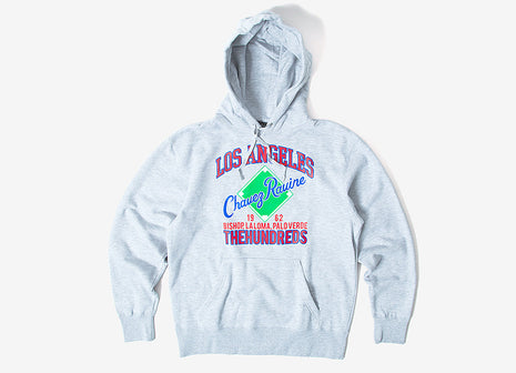 The Hundreds Chavez Pullover Hoody - Athletic Heather