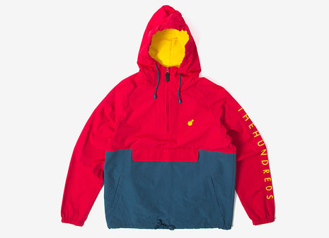 The Hundreds Dell Jacket - Red