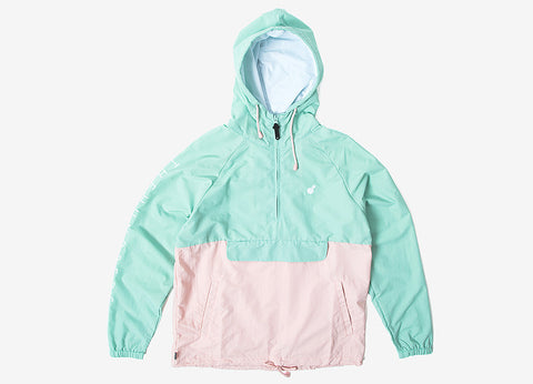 The Hundreds Dell Jacket - Pale Turquoise