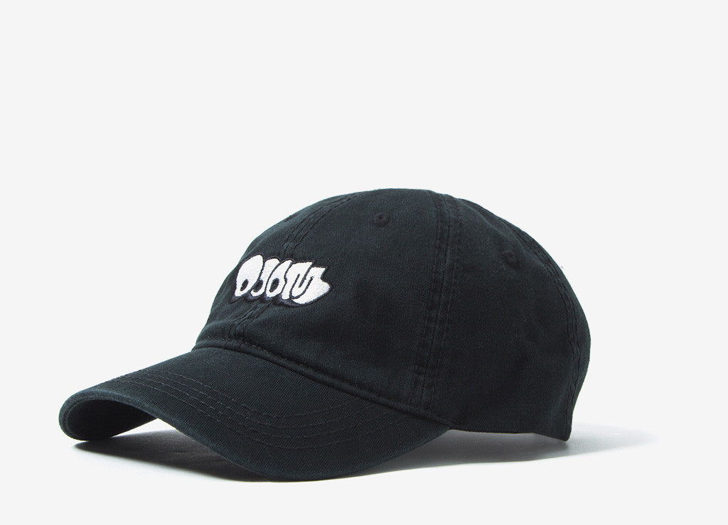 The Hundreds x DOOM Dad Cap - Black