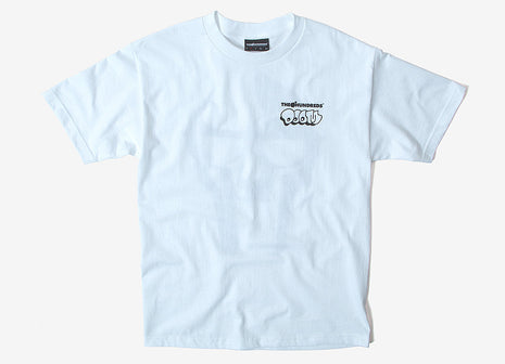 The Hundreds x DOOM Mask T Shirt - White