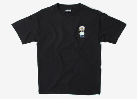 The Hundreds x DOOM Villy T Shirt - Black
