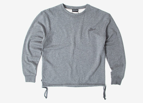 The Hundreds Jade Crewneck Sweatshirt - Heather Grey