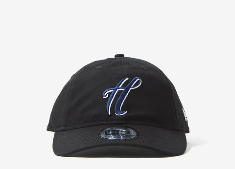 The Hundreds Maker New Era Strapback Cap - Black