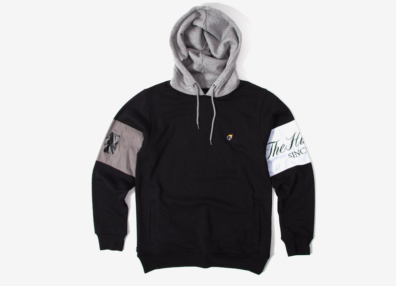 The Hundreds Milla Pullover Hoody - Black