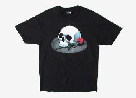 The Hundreds Phantom T Shirt - Black