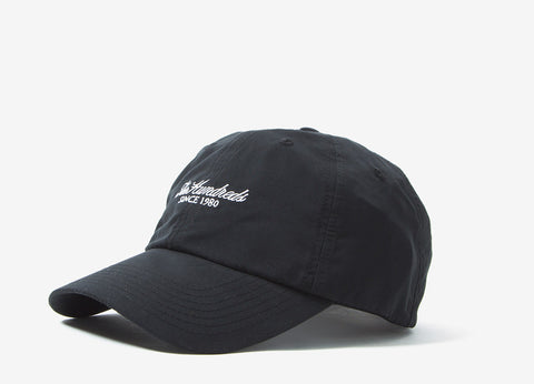 The Hundreds Date Strapback Dad Cap - Black