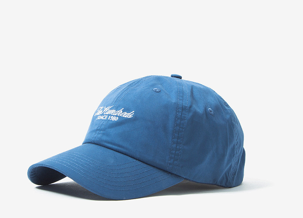 The Hundreds Date Strapback Dad Cap - Dusty Blue