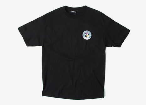 The Hundreds Rude Wally T Shirt - Black