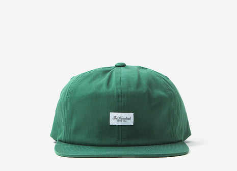 The Hundreds Script Snapback Cap - Bistro Green